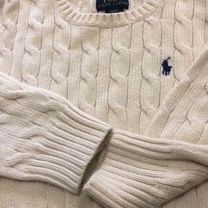 Polo by Ralph Lauren Shirts & Tops - Polo Ralph Lauren knit sweater